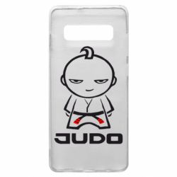 Чохол для Samsung S10+ Judo Fighter