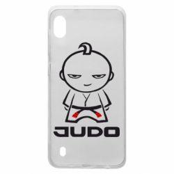 Чохол для Samsung A10 Judo Fighter