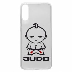 Чохол для Samsung A70 Judo Fighter