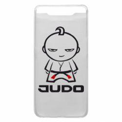 Чохол для Samsung A80 Judo Fighter