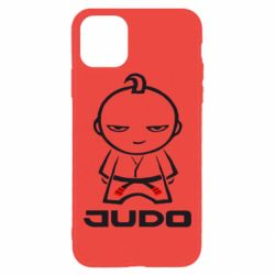 Чохол для iPhone 11 Pro Max Judo Fighter