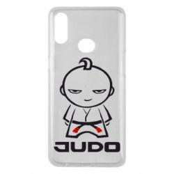 Чохол для Samsung A10s Judo Fighter