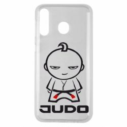 Чохол для Samsung M30 Judo Fighter