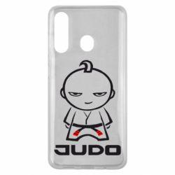 Чохол для Samsung M40 Judo Fighter