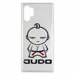 Чохол для Samsung Note 10 Plus Judo Fighter