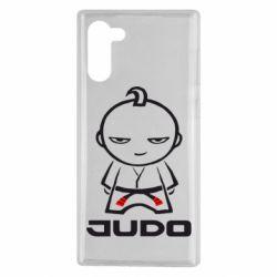 Чохол для Samsung Note 10 Judo Fighter