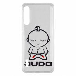 Чохол для Xiaomi Mi A3 Judo Fighter