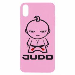 Чохол для iPhone X/Xs Judo Fighter