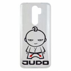 Чехол для Xiaomi Redmi Note 8 Pro Judo Fighter