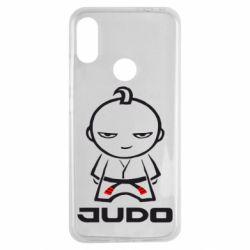 Чехол для Xiaomi Redmi Note 7 Judo Fighter