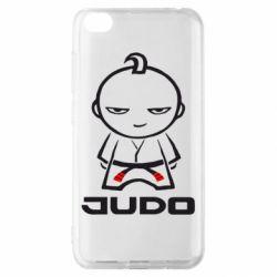 Чехол для Xiaomi Redmi Go Judo Fighter