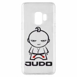 Чохол для Samsung S9 Judo Fighter