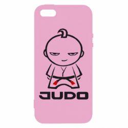 Чохол для iphone 5/5S/SE Judo Fighter