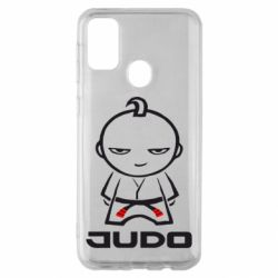 Чохол для Samsung M30s Judo Fighter
