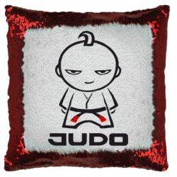 Подушка-хамелеон Judo Fighter
