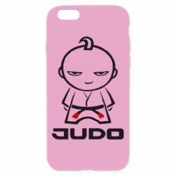 Чохол для iPhone 6/6S Judo Fighter