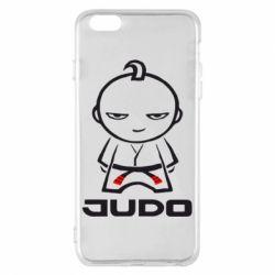 Чохол для iPhone 6 Plus/6S Plus Judo Fighter