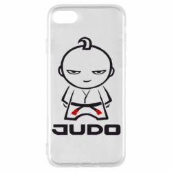 Чохол для iPhone 8 Judo Fighter