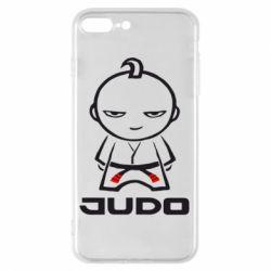 Чохол для iPhone 8 Plus Judo Fighter