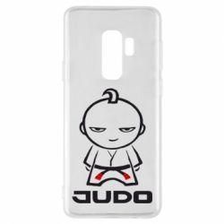 Чохол для Samsung S9+ Judo Fighter