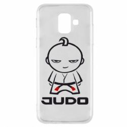 Чохол для Samsung A6 2018 Judo Fighter