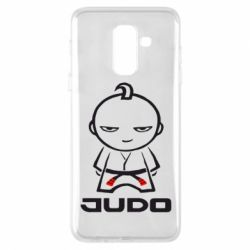 Чохол для Samsung A6+ 2018 Judo Fighter