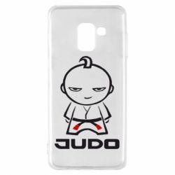 Чохол для Samsung A8 2018 Judo Fighter