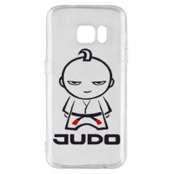 Чохол для Samsung S7 Judo Fighter