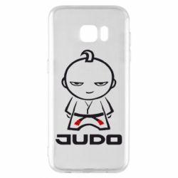 Чохол для Samsung S7 EDGE Judo Fighter