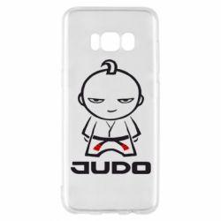 Чохол для Samsung S8 Judo Fighter