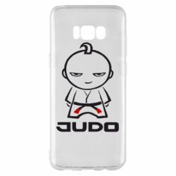 Чохол для Samsung S8+ Judo Fighter