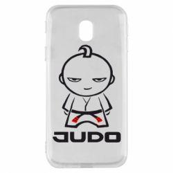 Чохол для Samsung J3 2017 Judo Fighter