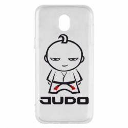 Чохол для Samsung J5 2017 Judo Fighter