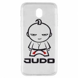 Чохол для Samsung J7 2017 Judo Fighter