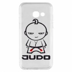Чохол для Samsung A3 2017 Judo Fighter