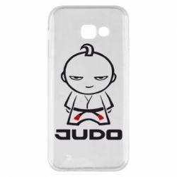 Чохол для Samsung A5 2017 Judo Fighter