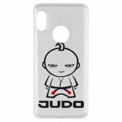 Чехол для Xiaomi Redmi Note 5 Judo Fighter