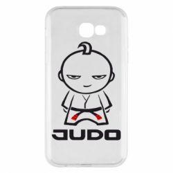 Чохол для Samsung A7 2017 Judo Fighter