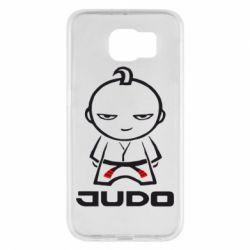 Чохол для Samsung S6 Judo Fighter