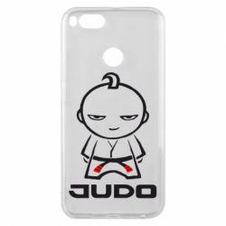 Чохол для Xiaomi Mi A1 Judo Fighter
