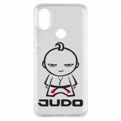 Чохол для Xiaomi Mi A2 Judo Fighter