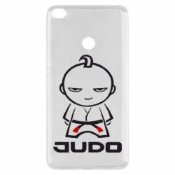 Чехол для Xiaomi Mi Max 2 Judo Fighter