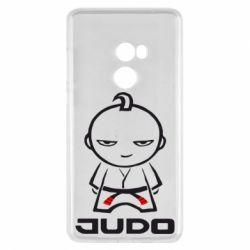 Чехол для Xiaomi Mi Mix 2 Judo Fighter