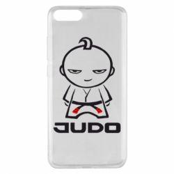 Чехол для Xiaomi Mi Note 3 Judo Fighter