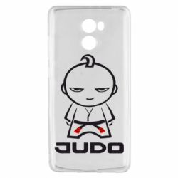 Чехол для Xiaomi Redmi 4 Judo Fighter
