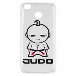 Чехол для Xiaomi Redmi 4x Judo Fighter