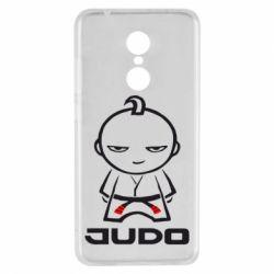 Чехол для Xiaomi Redmi 5 Judo Fighter