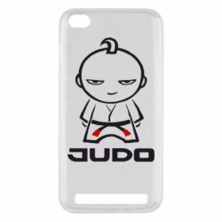 Чехол для Xiaomi Redmi 5a Judo Fighter