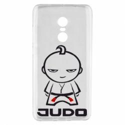 Чехол для Xiaomi Redmi Note 4 Judo Fighter