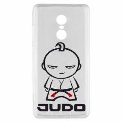 Чехол для Xiaomi Redmi Note 4x Judo Fighter